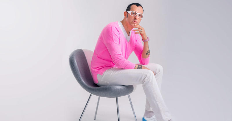 The twists and turns of Karim Rashid's career