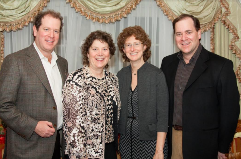 The Kravet Family; courtesy Kravet
