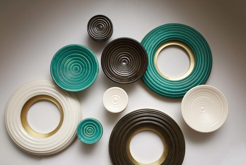 Glaze Series; courtesy Laura Moss