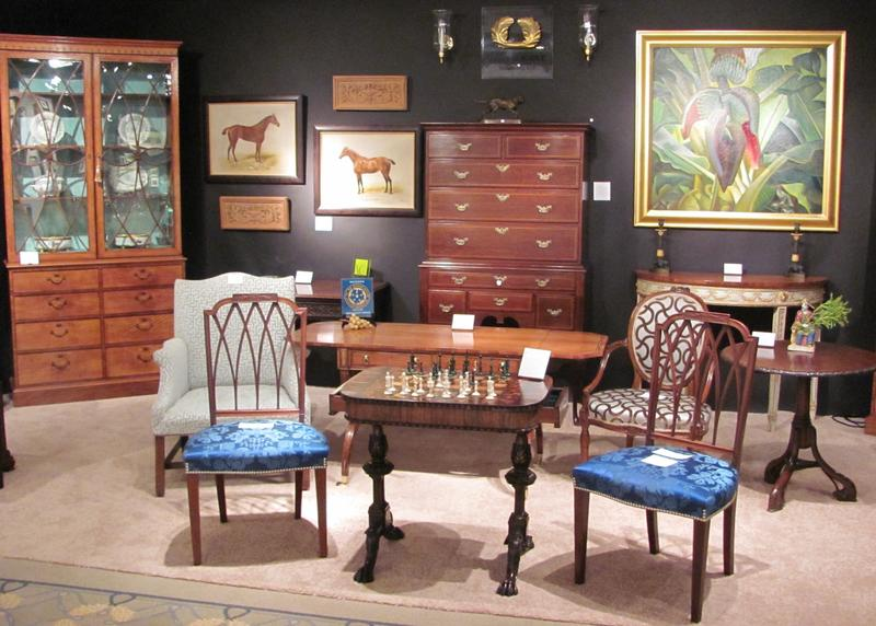 International dealers flock to Charleston Antiques Show