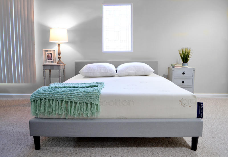 Real Simple's new bed brand