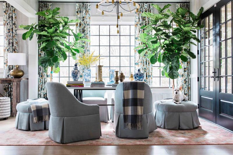 HGTV Smart Home's Dining Room; photo by Matt Kothe