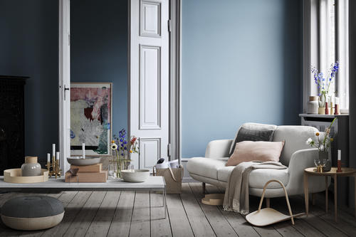 Fritz Hansen, which appears on Eporta, recently debuted its Objects Collection; courtesy Fritz Hansen