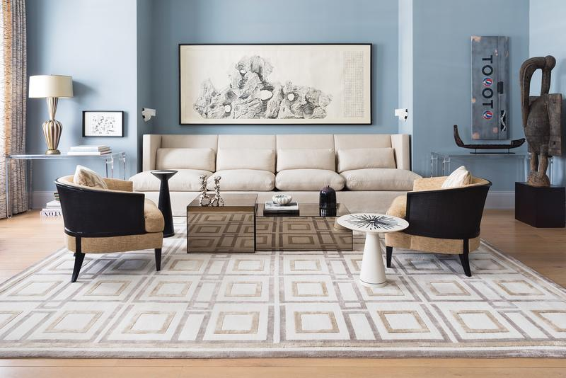 Madison by The Rug Company; courtesy The Rug Company