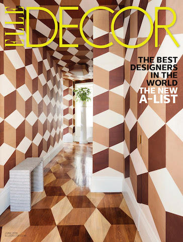 Thomas Loof; ELLE Decor
