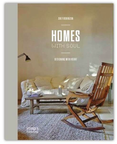 "Orly Robinzon's ""Homes with Soul"""