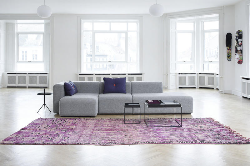 Herman Miller has acquired a 33 percent stake in Hay; courtesy Herman Miller