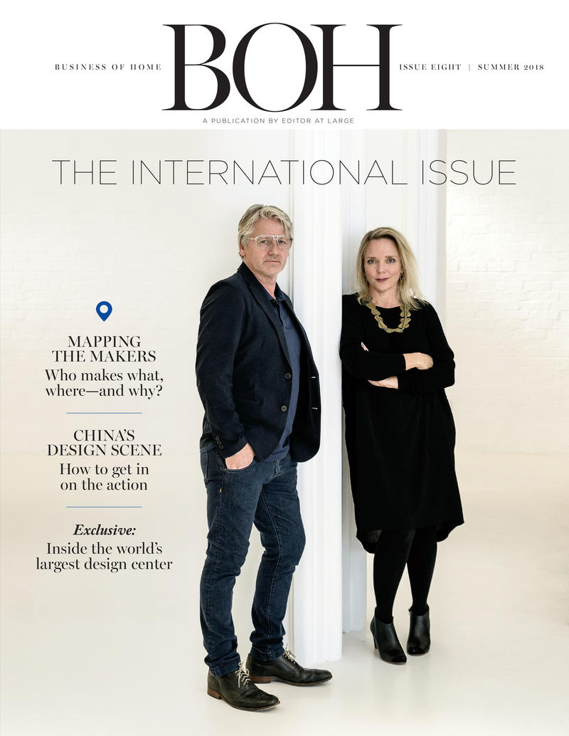 Your first look at Business of Home's summer issue