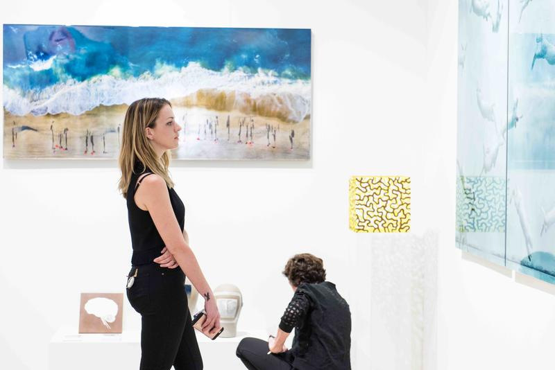 Market Art + Design returns to the Hamptons this July; courtesy Market Art + Design