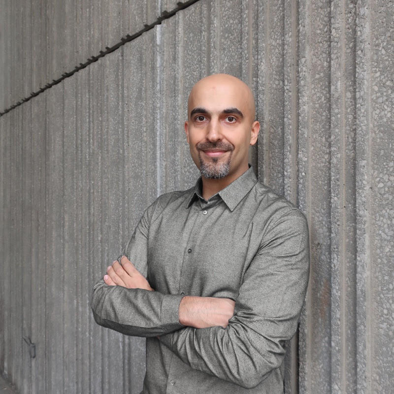 Amin Alsaden, Director of the Sharjah Architecture Triennial