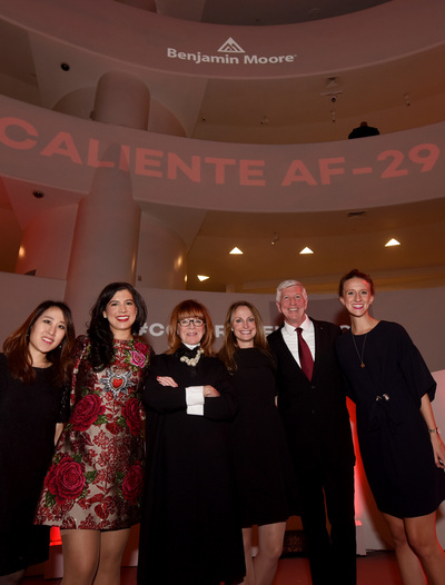 Caliente announced as Color of the Year