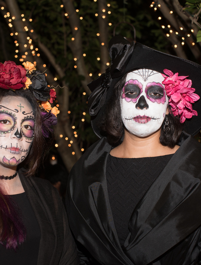 Thompson Traders celebrates Dia de los Muertos