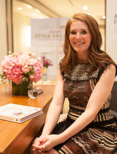 Sophie Donelson hosts West Coast book signing