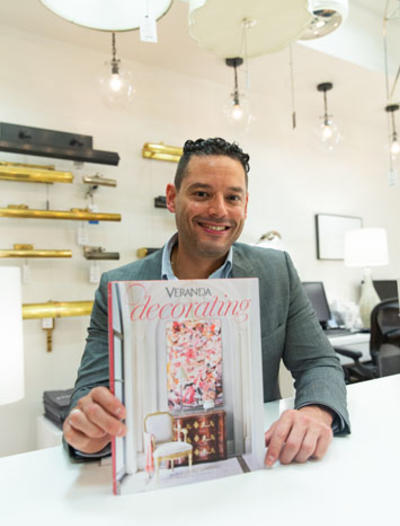 Circa Lighting hosts Veranda book signing