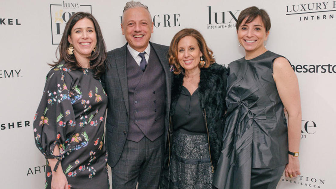 Luxe celebrates Gold List honorees