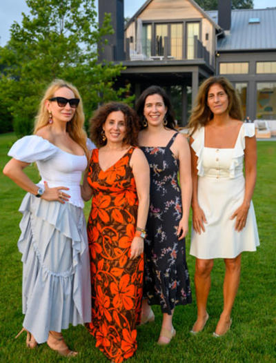 Luxe hosts Hamptons soiree