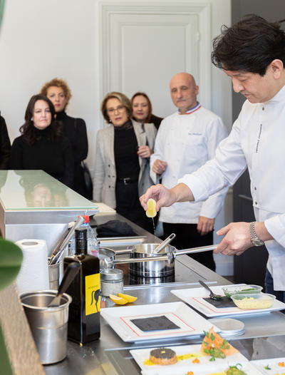 CDA Honors Brunch at Gaggenau