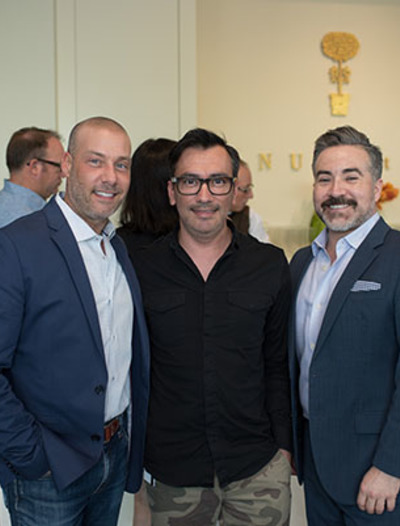 Janus et Cie celebrates showroom