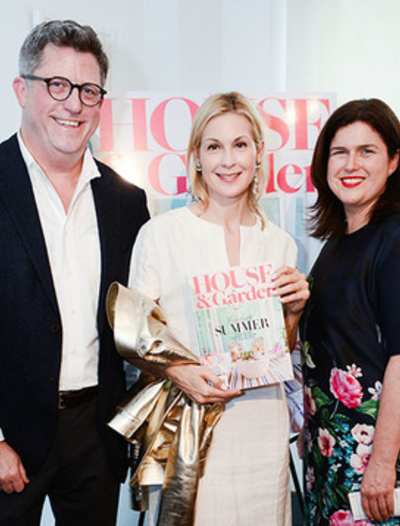 House & Garden launch party