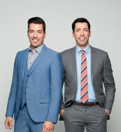 Big Picture, Small Details: Why We Sweat The Small Stuff, with Drew and Jonathan Scott