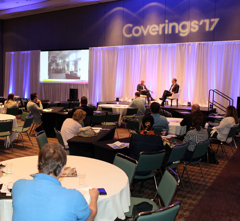 Coverings: The Global Tile & Stone Experience