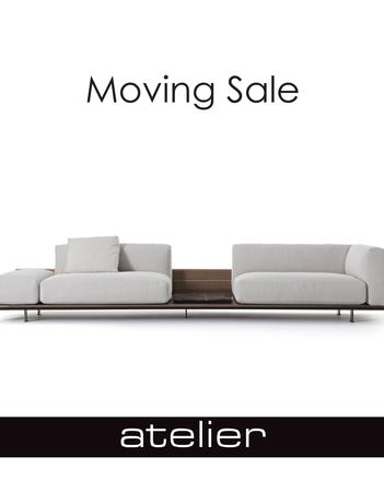 Atelier moving sale