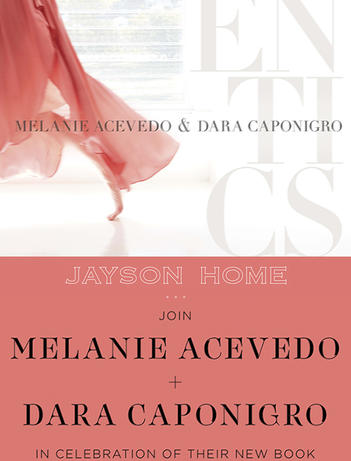 The Authentics Book Signing with Melanie Acevedo + Dara Caponigro