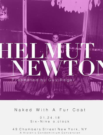 Helmut Newton Opening Cocktail Reception