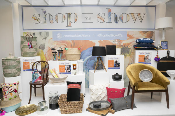 Shop the Show Panel with Today's Tastemakers