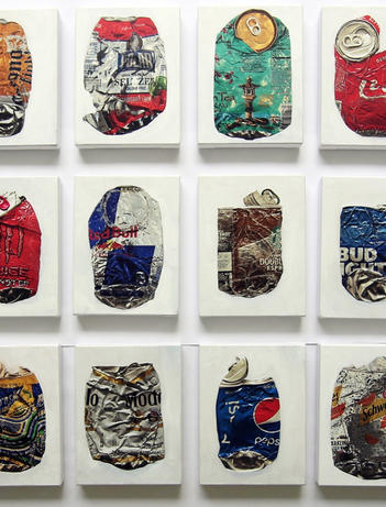 ROCHELLE UDELL'S NEW WORKS: 'EVERYDAY OBJECTS'