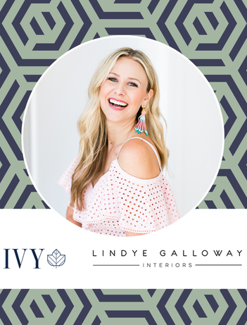 Ivy Presents: Managing a Design Business, Online Shop & Vendor Collaborations with Lindye Galloway Interiors