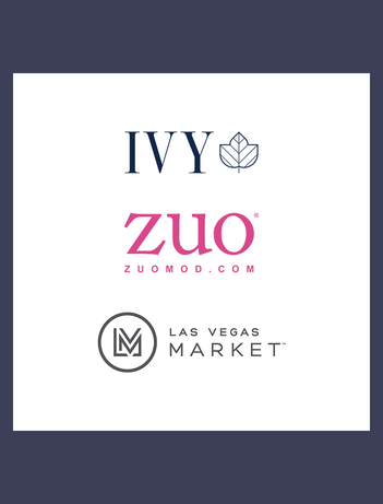 Ivy Designer Lounge at Las Vegas Winter Market 2019