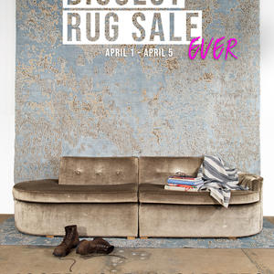 Area Rug Sample Sale