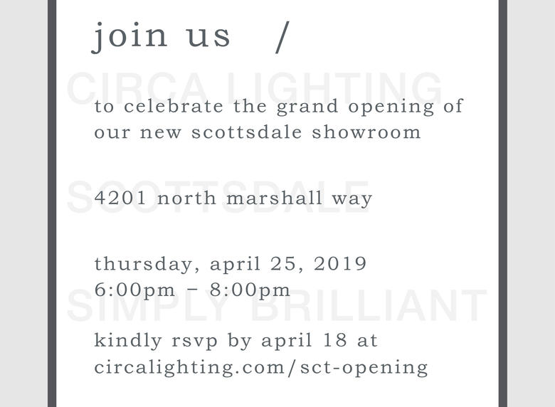 Scottsdale Grand Opening Celebration