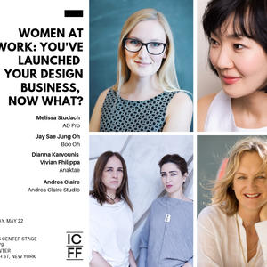 Women at Work: You've launched your design business, now what?