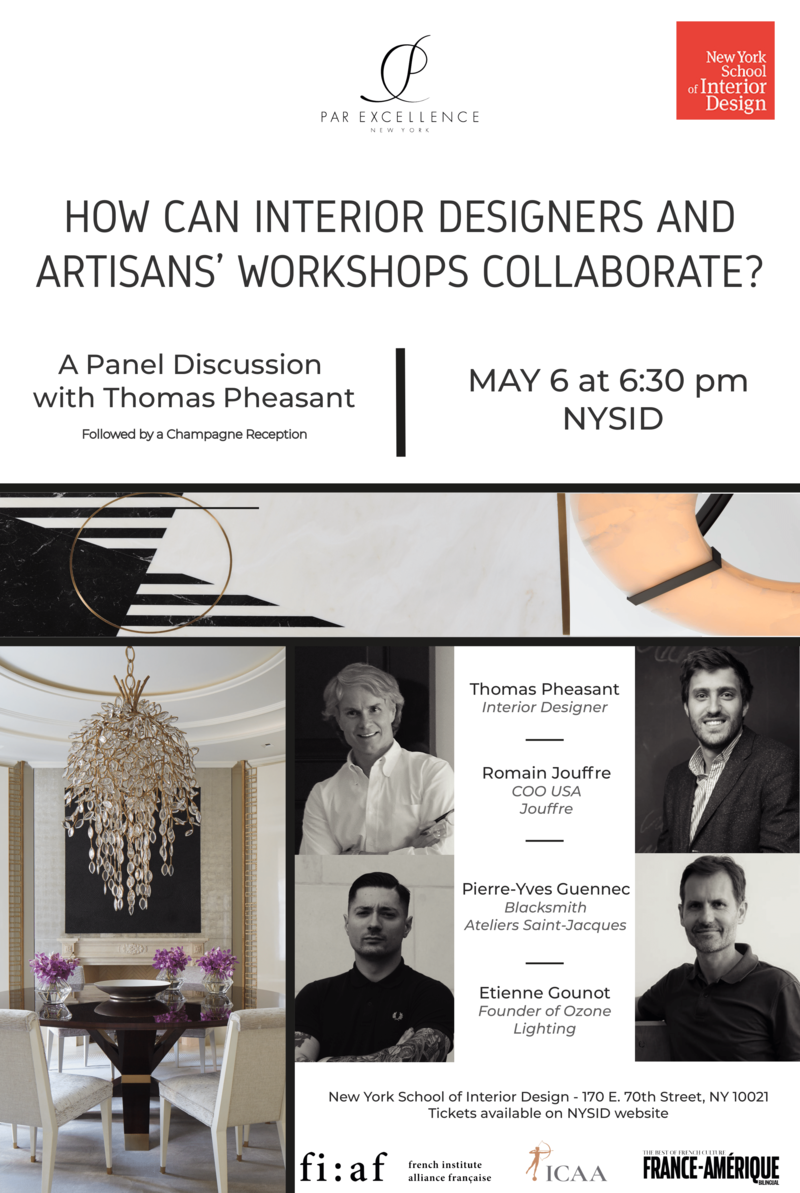 Flyer panel discussion