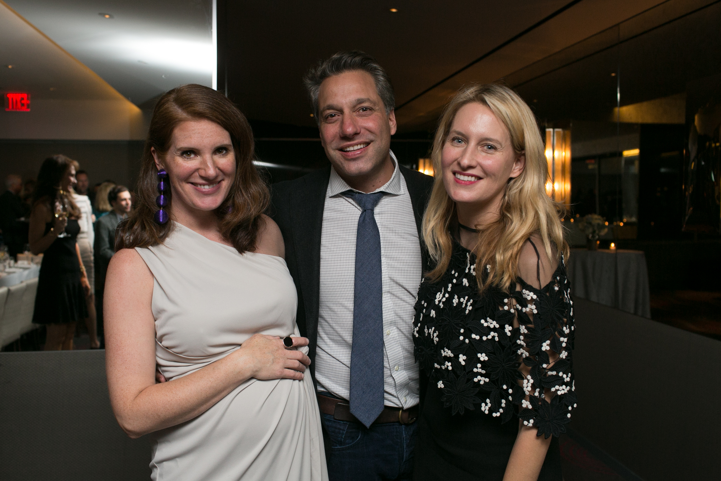 Sophie Donelson, Thom Filicia and Celerie Kemble
