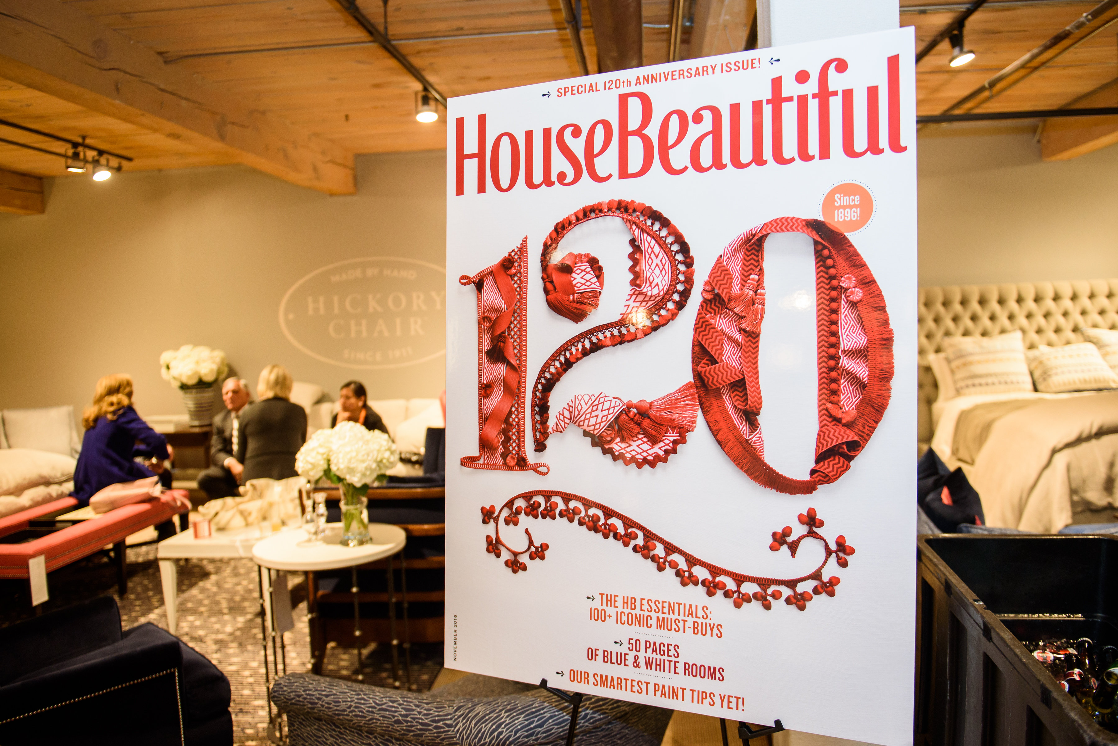House Beautiful's 120th anniversary cover