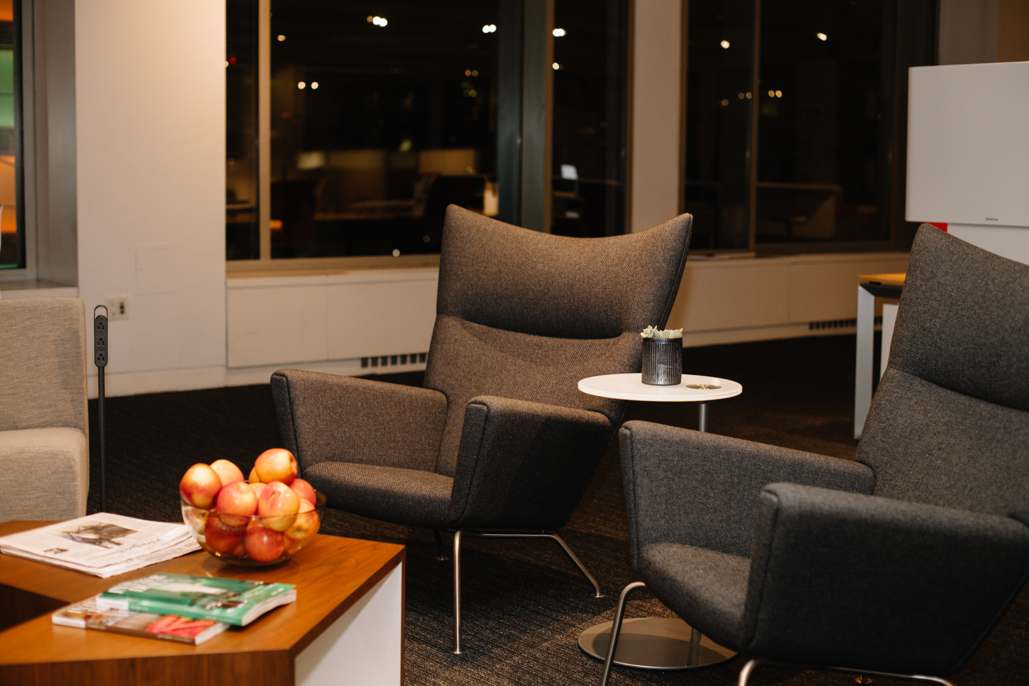 Steelcase showroom