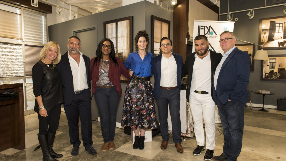 The Shade Store hosts licensing panel