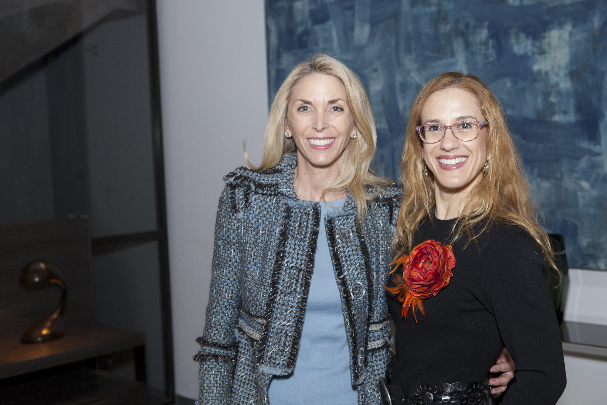 Clair Fitzgerald and Dana Solomon