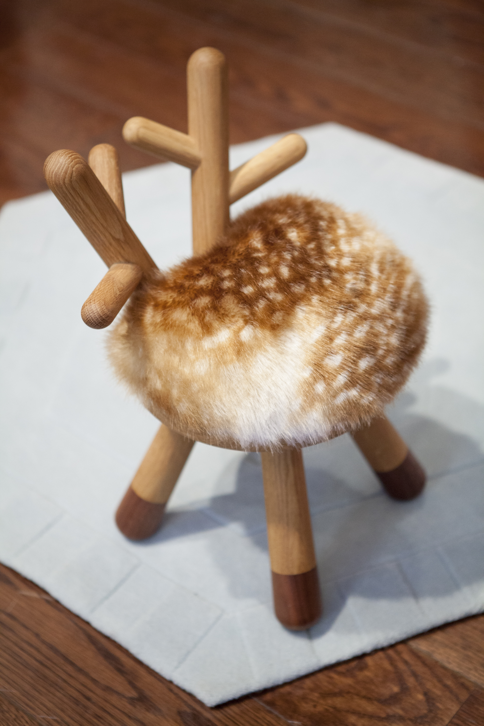The Bambi Chair by Takeshi Sawada