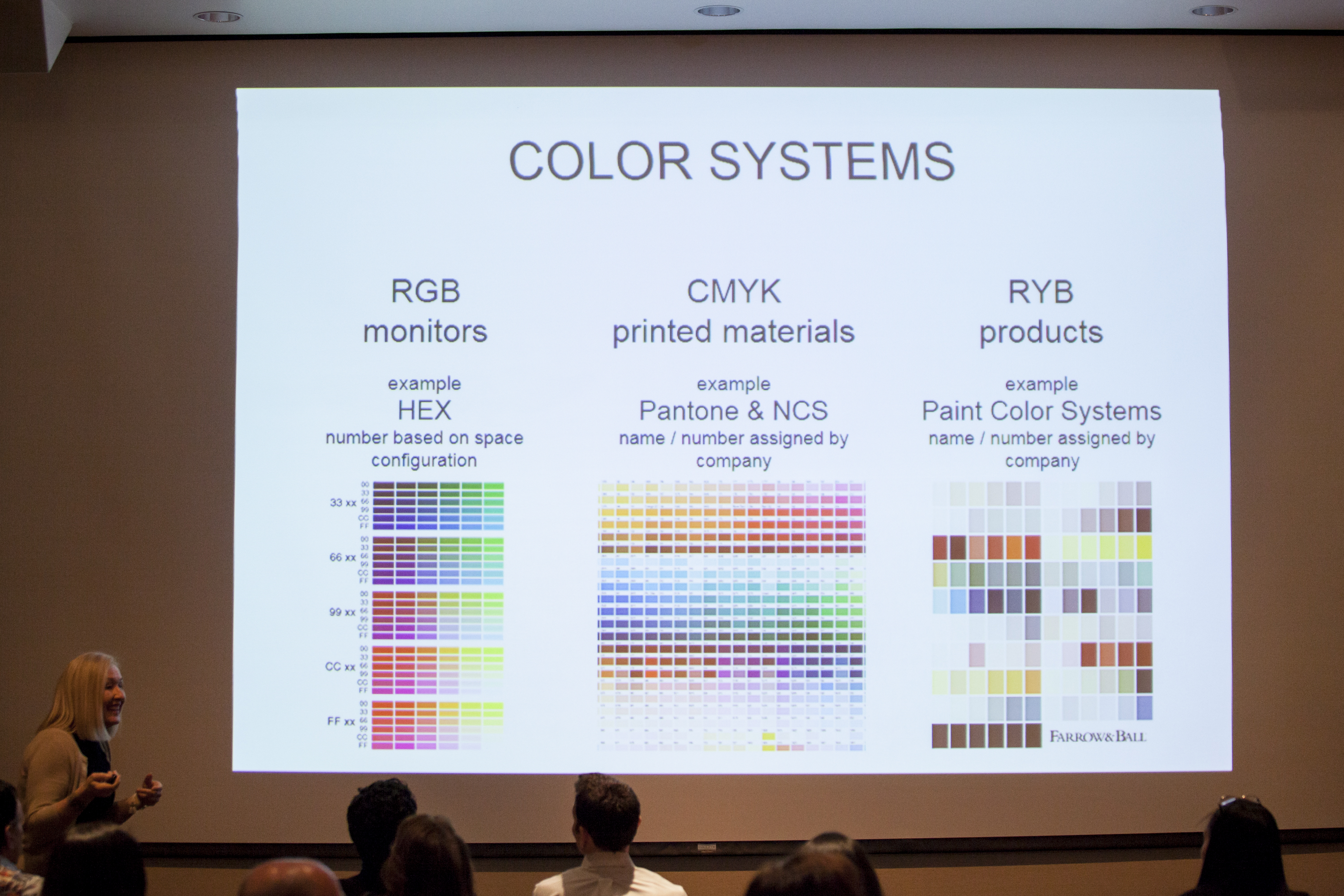 Color: Pigment to Perception presentation