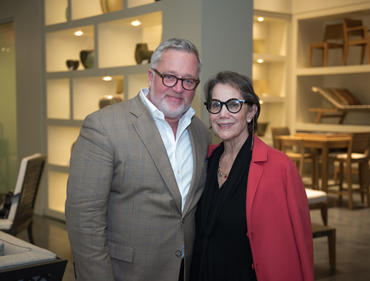 JANUS et Cie celebrates new flagship showroom