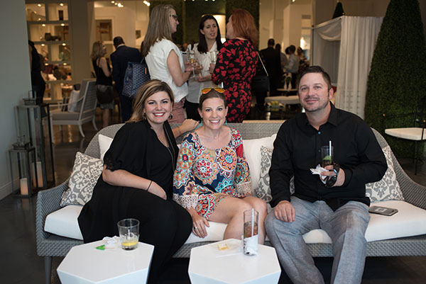 Brittany Guest, Lori Anthony and Michael Anthony
