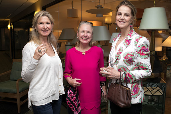 Laurie Genovese, Regina T. Kraft and Trinka LaBranche