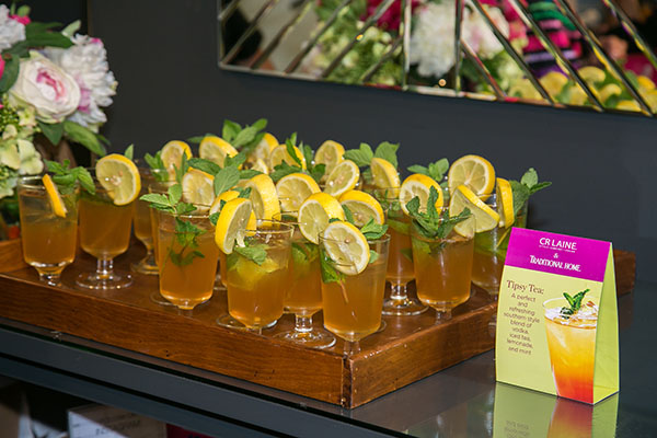 Tipsy Tea Southern-style signature drink