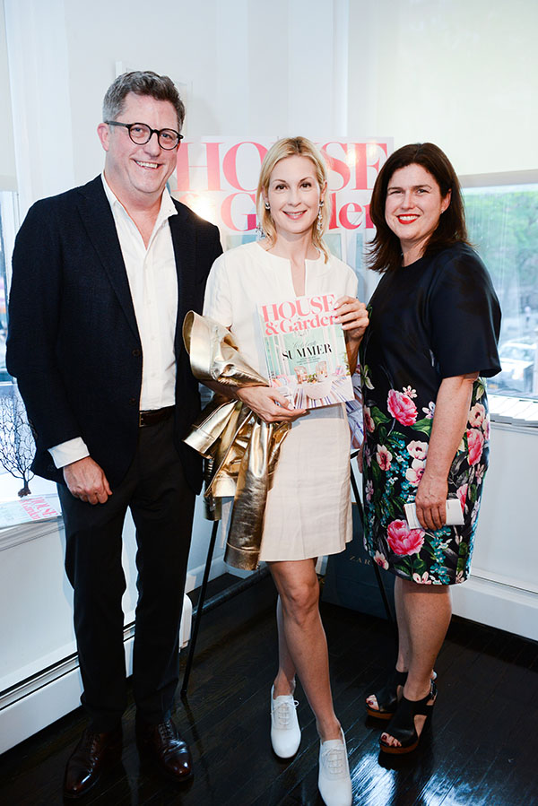 Stephen Orr, Kelly Rutherford and Beth McDonough