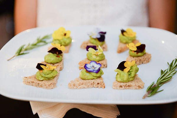 Canapes by SweetHaus Catering