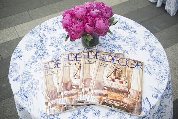The June Elle Decor A-List issue